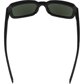100% Rideley Glasses soft tact black/grey green